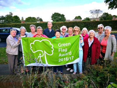 The Friends with the Green Flag Award